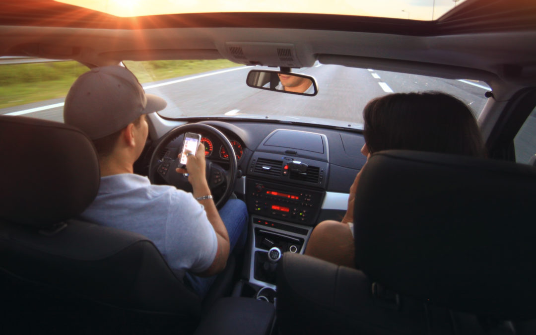 What Distracted Driving Means for Your Auto Insurance Rates