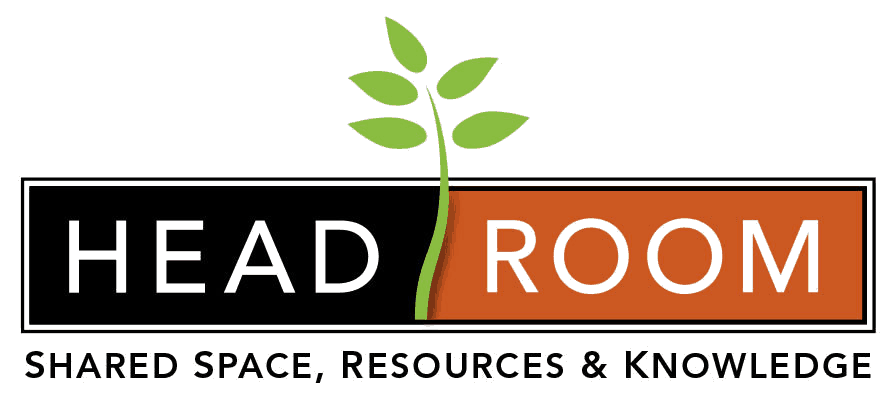 Logo of Head Room Shared Office Spaces in Media, PA