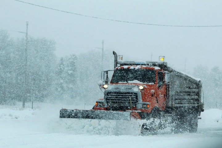 Does General Liability Cover Snow Removal?